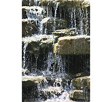 Rocky Waters Photographic Print