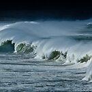 Big Surf, southern  Tasmania by Doug Thost