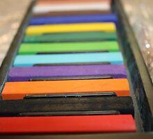 Chalk Pastel by Cassie Jahn
