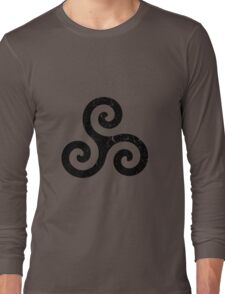 TEEN WOLF'S TRISKELION Long Sleeve T-Shirt