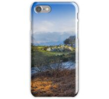 Nant Ffrancon Pass iPhone Case/Skin