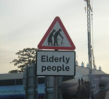 Beware of... I mean Respect Your Elders by kdilts