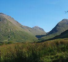 Glen Coe by WatscapePhoto