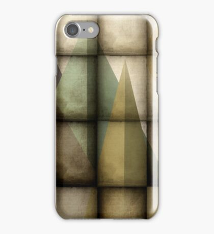 Abstract Wall Art iPhone Case/Skin