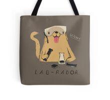 lab-rador Tote Bag