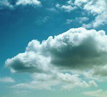 Clouds Away by James Zickmantel