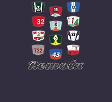 Remota - Legends of Motorsport guessing game t-shirt Unisex T-Shirt