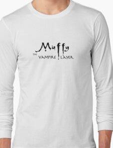 Muffy the Vampire Layer Long Sleeve T-Shirt