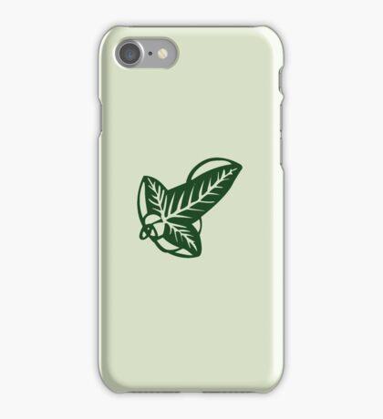 Leaf of Lorien  iPhone Case/Skin