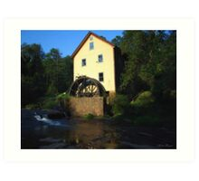 Sell's Mill Art Print