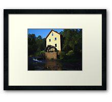 Sell's Mill Framed Print