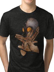 Defensive Maneuvers #1 Tri-blend T-Shirt