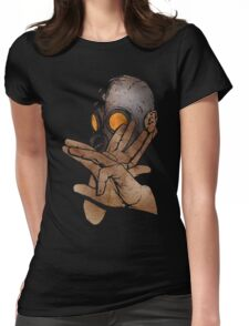 Defensive Maneuvers #1 Womens Fitted T-Shirt