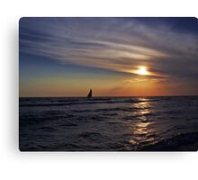 sail away..... Canvas Print