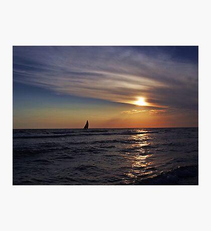 sail away..... Photographic Print