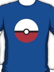 a pokeball T-Shirt