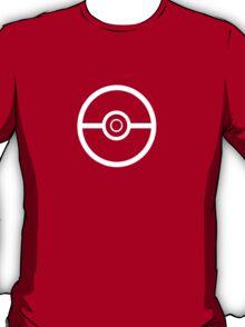 Pokemon Pokeball 3 T-Shirt