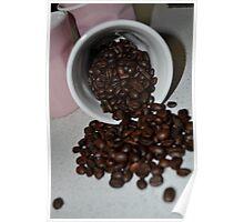 Spilt beans Poster