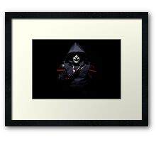 A Voice in the Night Framed Print
