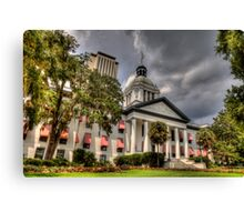 Florida State Capitol Canvas Print
