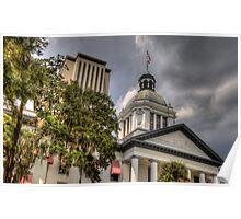Florida State Capitol - Crop Poster