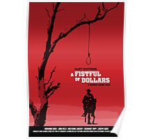 A Fistful of Dollars - Movie Poster Poster