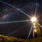 Bruny Island Light, Tasmania by Doug Thost