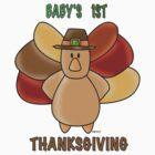 Baby's 1st Thanksgiving~(C) by Lisa Michelle Garrett