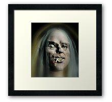 Granny Zelda Framed Print