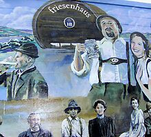 German Settlers in Texas - Beer festivities by Shiva77