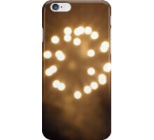 Blinded by the light iPhone Case/Skin