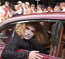 Drag in a Jag by AnnetteScotland