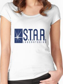 Star Lab Women's Fitted Scoop T-Shirt