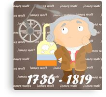 James Watt Metal Print