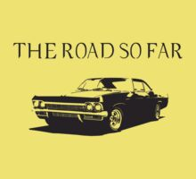 The road so far Kids Tee