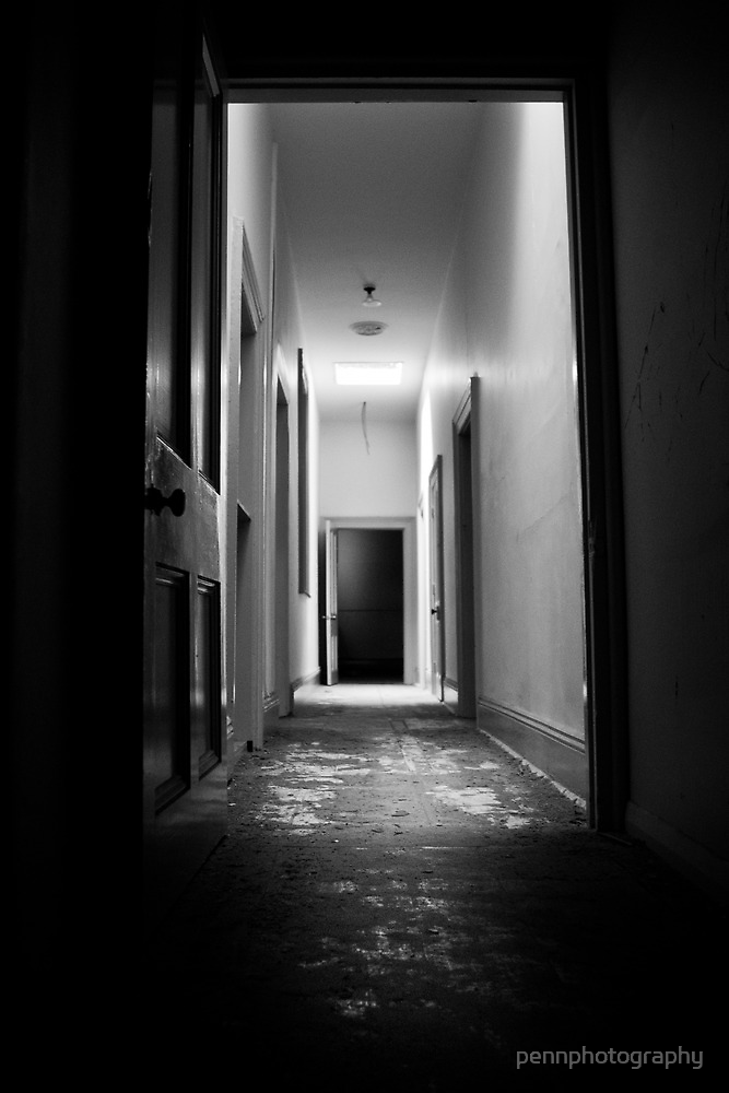 Dusty Corridor! by pennphotography