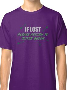 If Lost Classic T-Shirt