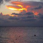 Sky in flames by mltrue