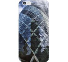 The gherkin iPhone Case/Skin