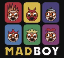 Mad Boy by jean-louis bouzou