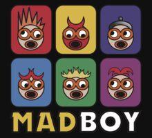 Mad Boy by jean-louis bouzou