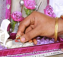 Ring Ceremony by Naveen  Sharma