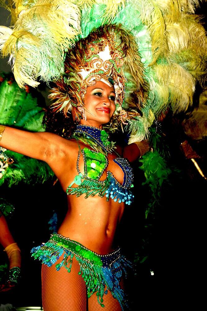 Rhythm Brazil 3 by HelenPadarin