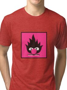 EXTREMELY FLANIMAL Tri-blend T-Shirt