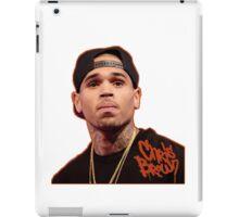 Chris Brown iPad Case/Skin
