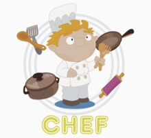 Chef Kids Clothes