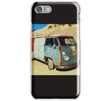 Combi Loved by Rust iPhone Case/Skin