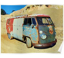Combi Loved by Rust Poster