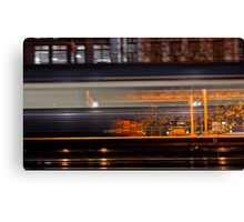 Rush - Flinders Street Station Canvas Print
