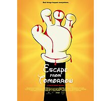 Escape from Tomorrow | DISNEY Photographic Print